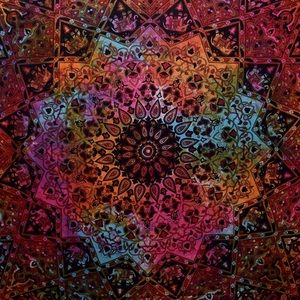 Multicolored Tapestry